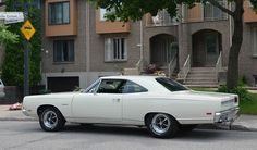 Clean Base Coupe: 1969 Plymouth Satellite