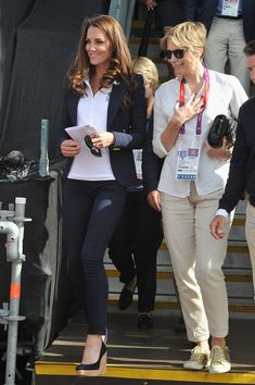 Kate Middleton Photos - Olympics Day 3 - Equestrian - Zimbio