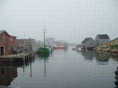 Peggy's Cove, Halifax, Nova Scotia
