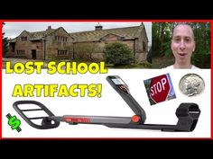 EXPLORING LOST SCHOOL HOUSE FOR ARTIFACTS! *FREE METAL DETECTOR* METAL DETECTING STORYTELLING! - YouTube