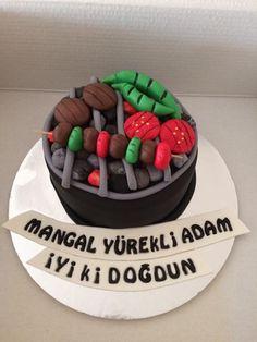 Murat's barberque cake