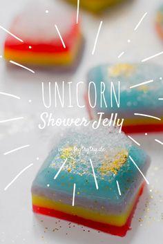 Einhorn Dusch Jelly