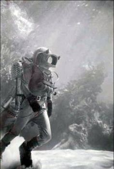 20000 leagues under the sea diving suit - Google Search