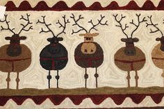 Ewe and Eye: Rugs from the rug show
