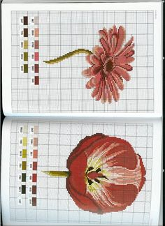 Gallery.ru / Фото #2 - 028 - Yra3raza Cross Stitching, Cross Stitch Embroidery, Embroidery Patterns, Cross Stitch Charts, Cross Stitch Patterns, Cross Stitch Collection, Cross Stitch Flowers, Crafts To Make, Needlepoint