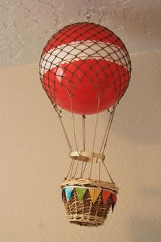I love this idea. Cool decor for any parties and it can also be given away as party favors.