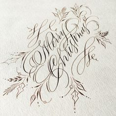 Great Pictures christmas caligraphy Ideas 'Ienc that period just as before! This specific Holiday, most of us strive to be not just your ticketing partner. Christmas Card Wishes, Merry Christmas Family, Merry Christmas Quotes, Merry Christmas Greetings, Christmas Signs, Christmas Art, Christmas Holidays, Xmas, Merry Christmas Calligraphy Fonts