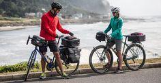 Ortlieb Travel Set fietstassen. Dubbele set fietstassen, uitstekend geschikt voor bijvoorbeeld een fietsvakantie