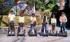 Things to do in Napa - 2 Hour Segway Tour for 2 Groupon