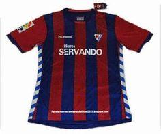 camiseta Eibar 2015, camisetas Eibar baratas, nueva equipacion del Eibar 2015