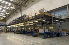 Production floor 1.