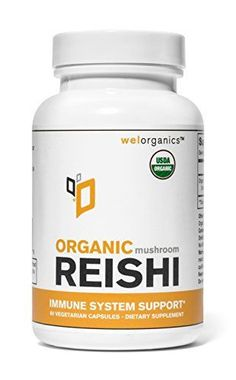 USDA Certified Organic Reishi Mushroom Extract (500mg Per... #ChestyCoughHomeRemedies Home Remedy For Cough, Natural Cough Remedies, Health Remedies, Home Remedies, Cold Or Allergies, Chesty Cough, Immune System Boosters, Natural Antibiotics, Diet Supplements