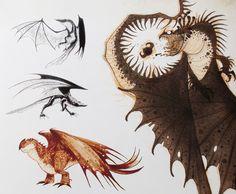 """Dragon Designs"" by Nico Marlet"