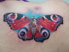 Realistic Insect Tattoo by Pete The Thief | Tattoo No. 10350