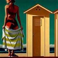 View Penetralia by Kenton Nelson on artnet. Browse more artworks Kenton Nelson from Peter Mendenhall Gallery. Photografy Art, Art Deco Posters, Black And White Canvas, Global Art, Light Painting, Art Plastique, Color Photography, Art Market, American Art