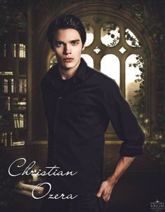 dominic sherwood christian ozera - Google Search