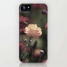 Vintage Flora iPhone & iPod Case by Kathy Dewar - $35.00