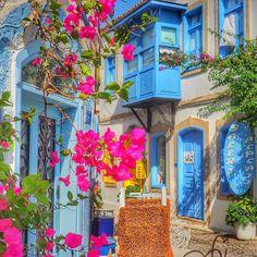Alaçatı -Çeşme, Turkey