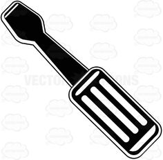 Screwdriver Black And White Computer Icon #computer #do #fix #icons #interface #internet #laptop #navigations #PDF #set #symbols #technology #tool #vectorgraphics #vectors #vectortoons #vectortoons.com #website #work