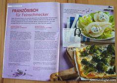 Rezension: Köstlich vegetarisch Bon Appetit, Fresh Rolls, Ethnic Recipes, Food, Tarte Tatin, Cooking, Essen, Meals, Yemek