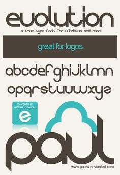 21 Professional Fonts for graphic and web designers :) download them now