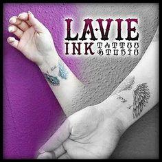 Wings #wings #asas #wingtattoo #tattoo #tattooer #tattooartist #artist #kunst #artwork #germany #tatuador