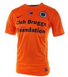Club Brugge away 2014/15