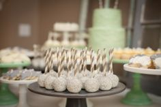 Molly Mesnick's Baby Shower - Pretty My Party