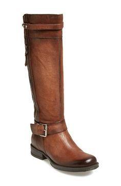 00776c72155fc5 Miz Mooz  Nicola  Riding Boot (Women) available at  Nordstrom Cognac Riding