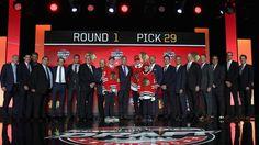 Blackhawks select eight players on Saturday at 2017 NHL Draft