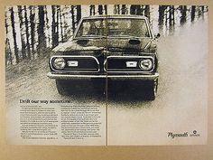 1969-Plymouth-039-CUDA-340-barracuda-cuda-car-photo-vintage-print-Ad