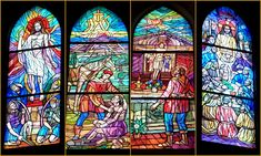 Salute Vita Kleinostheim martini vetrate assisi chiesa inferiore di san francesco