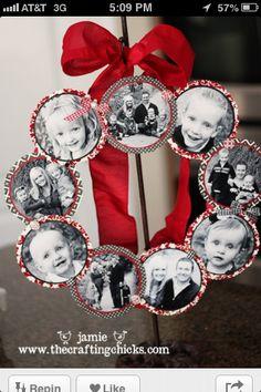 Picture wreath