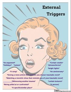 Women With PTSD United: Triggers