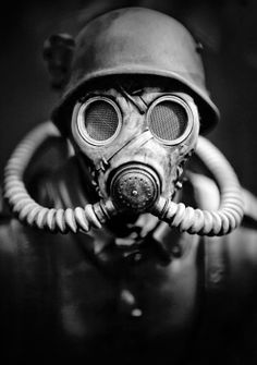 Old School Gas Mask