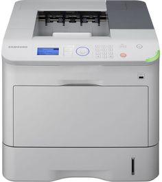 Samsung Laser Printer - Monochrome - 1200 x 1200 dpi Print - Plain Paper Print - Desktop - 55 ppm Mono Print - 620 sheets Input - Automatic Duplex Print - LCD - Gigabit Ethernet - USB - Printer Scanner, Laser Printer, Inkjet Printer, Cheapest Printer, Desktop, Printer Driver, New Samsung