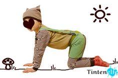 Blog Tintenelfe.de - Ein Findus-Kostüm für die Kleene #findus #kater #katze #kostüm #costume #kinder #karneval #fasching #nähen #sewing