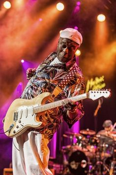 Find music by BUDDY GUY in our catalog: http://highlandpark.bibliocommons.com/search?q=%22Guy,+Buddy%22&search_category=author&t=author&formats=MUSIC_CD