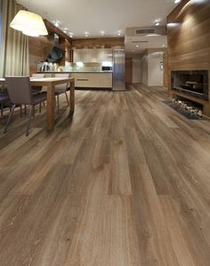 Vinyl wood floors, inexpensive, chic, pet friendly, kid friendly option for updating floors!