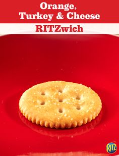 Curl up next to the fire with a batch of our Orange, Turkey & Cheese RITZwiches. Stack a RITZ with orange marmalade, smoked turkey and smoked mozzarella and heat until the cheese is melted. Top it off with one final RITZ and enjoy the warm taste of the holidays.