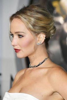 Jennifer Lawrence: Hair & Hairstyles Photos | British Vogue