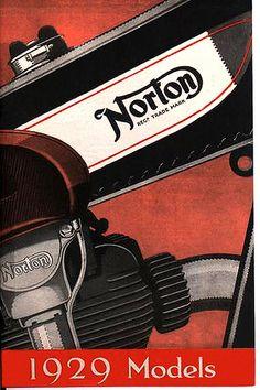 1929 Norton Motorcycles | Flickr - Photo Sharing!