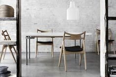 Chaises Design Scandinave