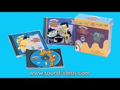 Rocky and Bullwinkle and Friends Sound Effects Library