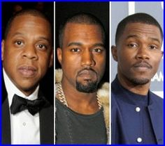 Listen: #JayZ,#KanyeWest And #FrankOcean Accused O...