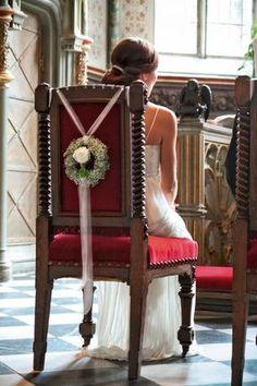Kirchendekoration: Wundervolle Beispiele für eure Hochzeit – Hochzeit planen mit weddingstyle