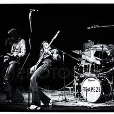 Glenn Hughes posted:  Here with my Band Trapeze in Dallas..I was 19..