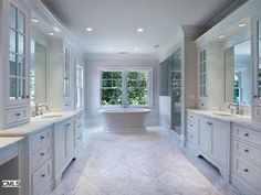 Westport's only New Construction in the heart of Compo Beach, this beautiful shingle and stone home is sited on level acres with custom pool in the prestigious Minute Man neighborhood. Custom Pools, Stone Houses, Custom Home Builders, Wainscoting, New Construction, Master Bathroom, Bathtub, Bathroom Ideas, Luxury