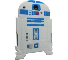 Buy STAR WARS  R2D2 iPad Mini Bumper - White, White Price: £4.98 Stand with the light side of the force with the fun Star Wars R2D2 iPad Mini Bumper.The lightweight but durable bumper is designed with a fun R2D2 look which cleverly utilises the droid's ports and compartments to leave an opening for the camera.With an ergonomic design and ability to charge while the case is attached, the Star Wars R2D2 iPad Mini Bumper makes a great protection device for your iPad Mini. BUY NOW for just £4.98