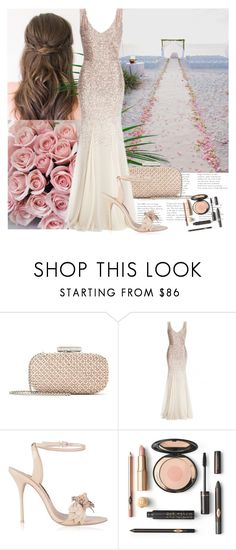 """Vai ser madrinha de casamento? Confira o estilo..."" by vaniasb152 ❤ liked on Polyvore featuring Oscar de la Renta and Sophia Webster"